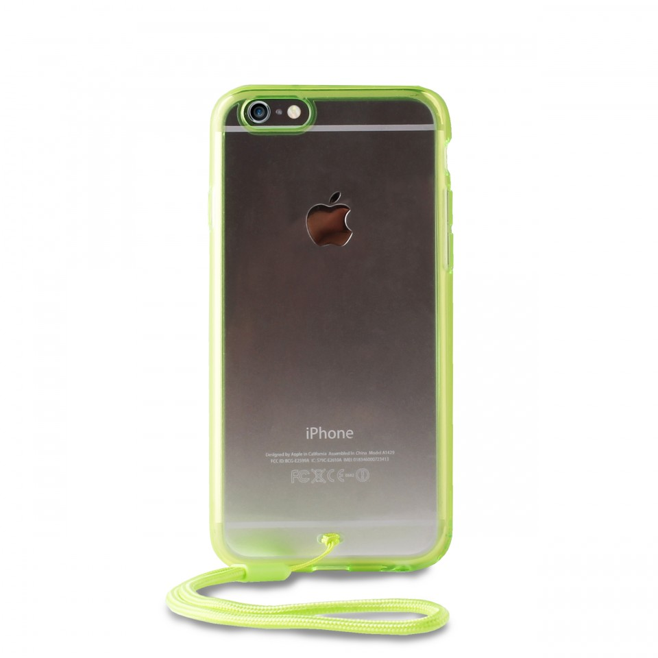 custodia iphone da polso